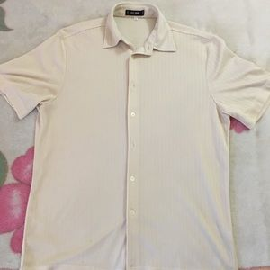 Leo Rossi Large Cream Button Down